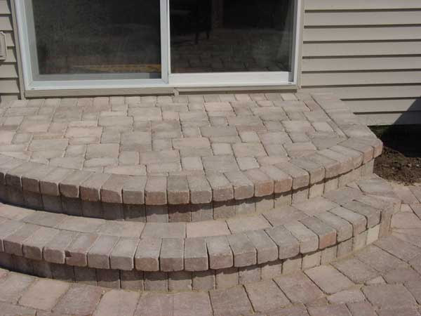 Paver Steps Naples Marco Island Ft Myers Cypress Paving